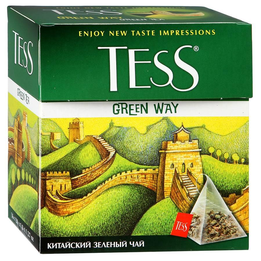Элитный пакетированный чай