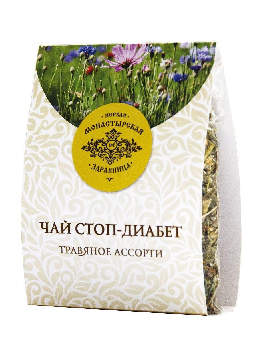 Состав монастырского чая от диабета и особенности применения