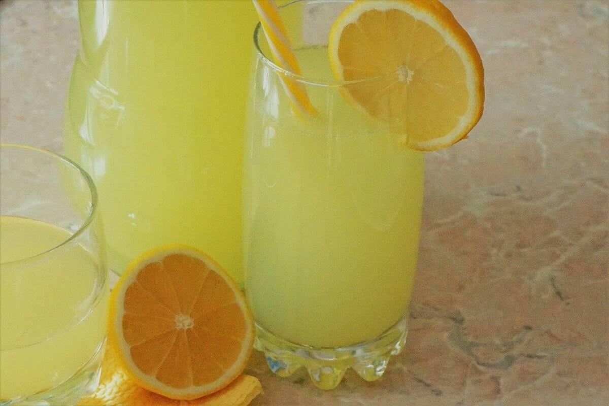 Апельсиновый морс – рецепты с варкой и настаиванием