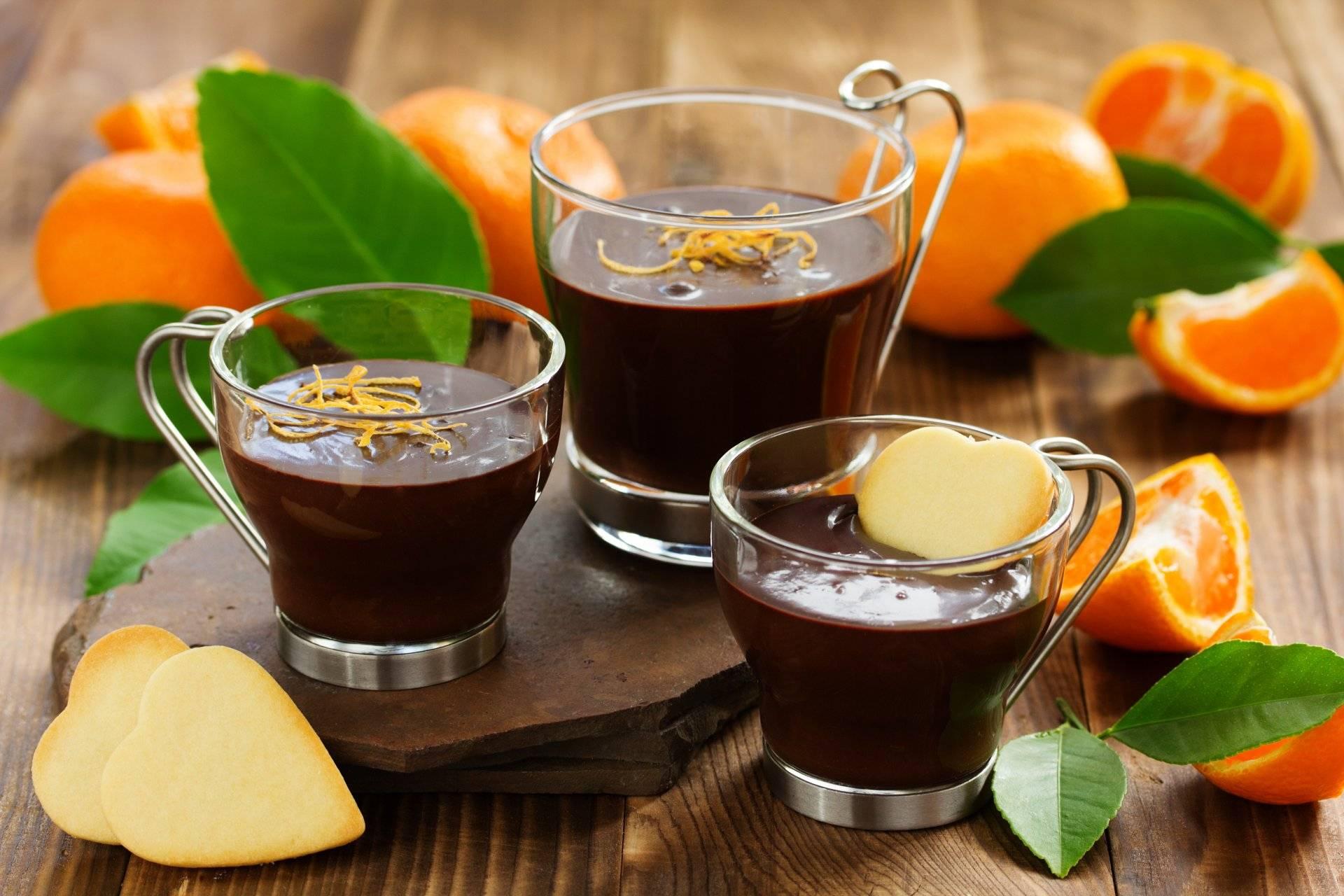 Кофе с апельсиновым соком: лучшие рецепты и секреты приготовления