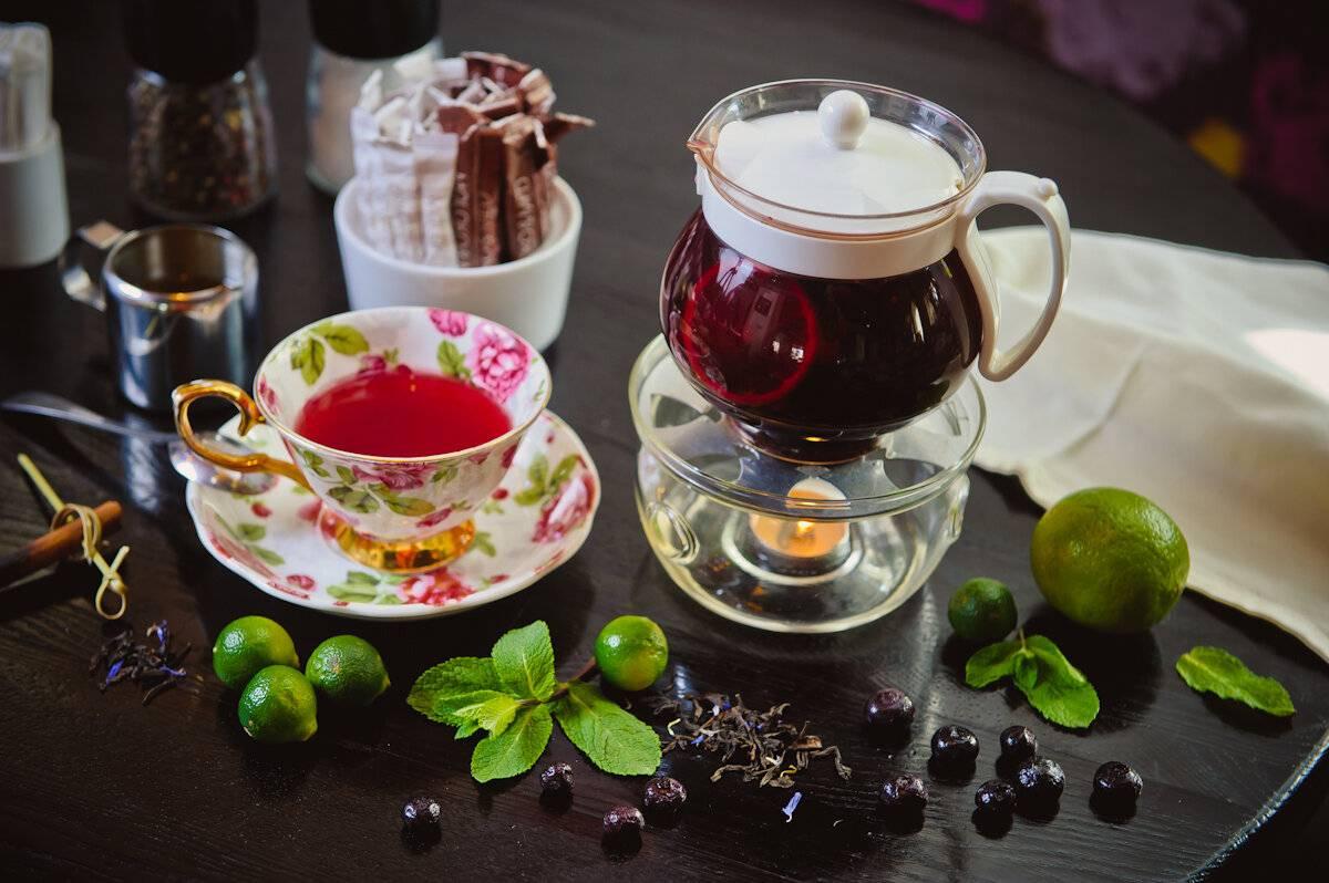 Чай с бергамотом: польза и правила заваривания