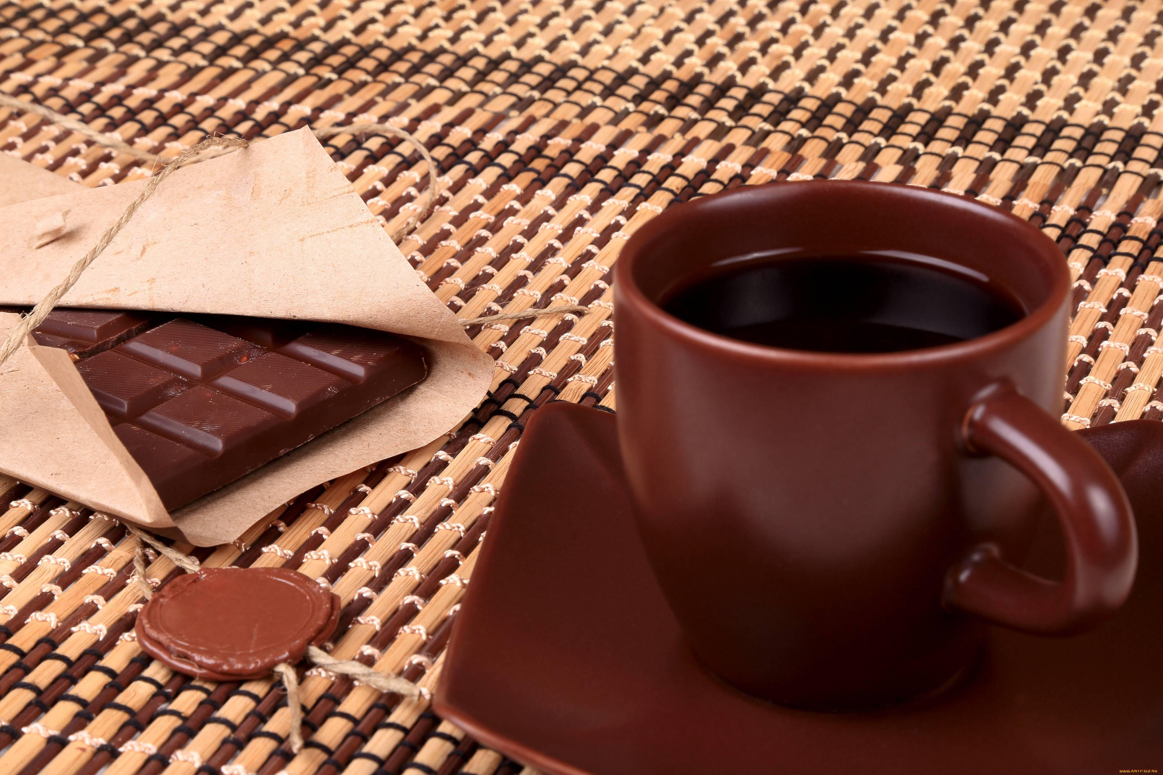 Кофе с шоколадом — рецепты