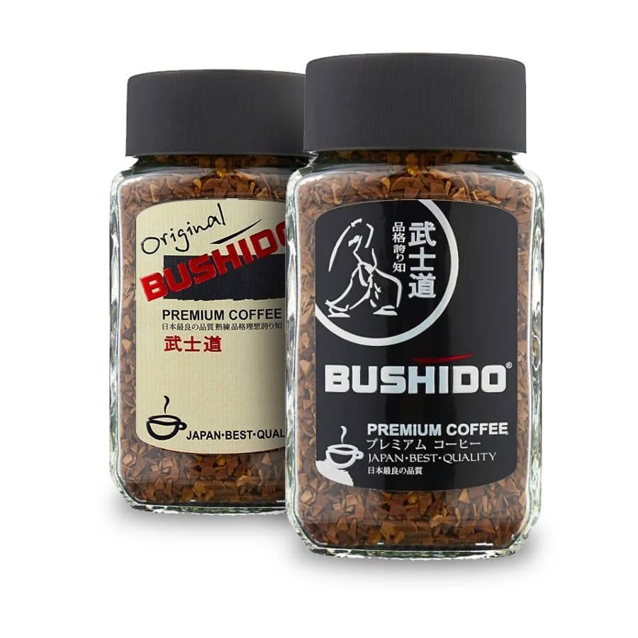 Кофе «бушидо» (bushido) – история бренда