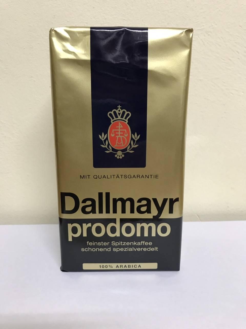 Кофе молотый dallmayr naturmild 250 г — цена, купить в москве