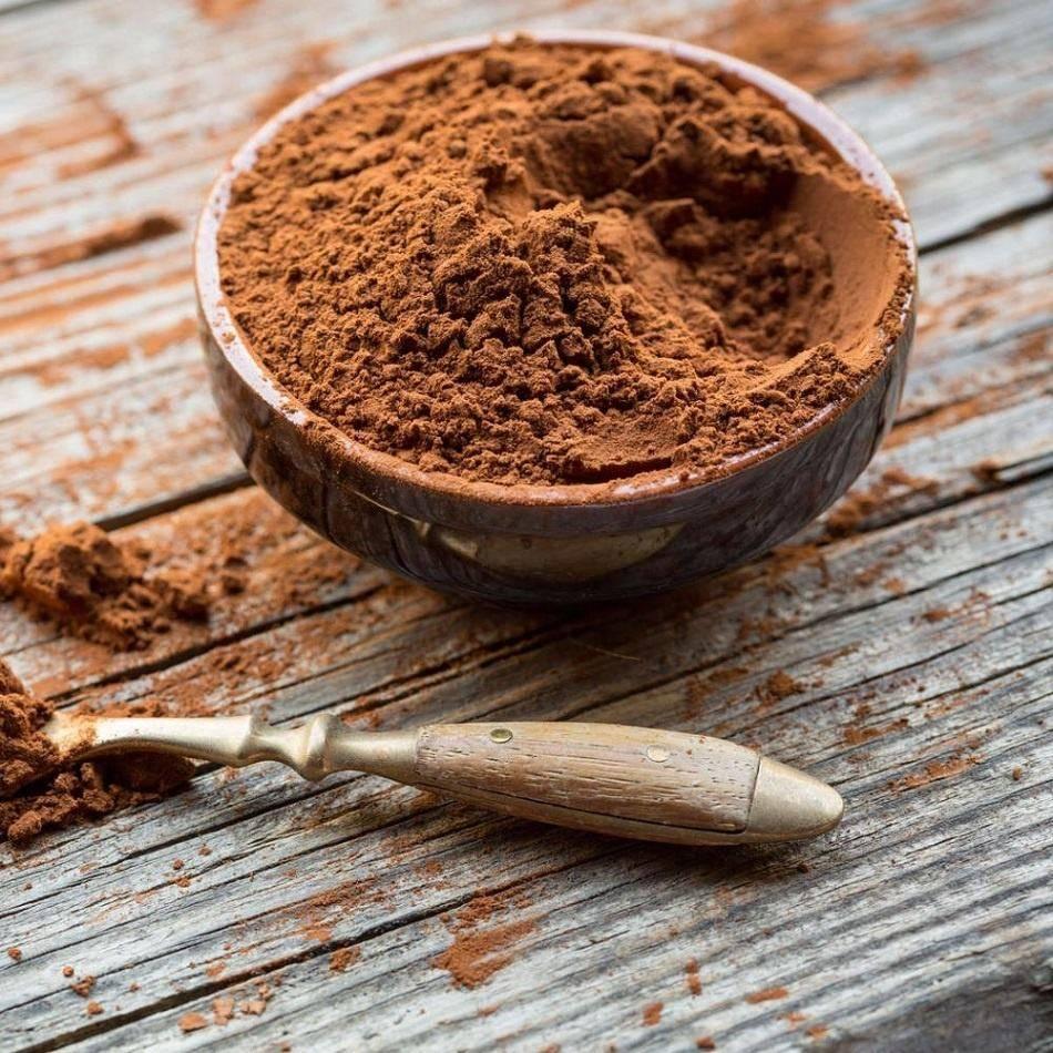 Какао порошок - польза и вред для здоровья