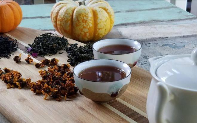 Тамаринд – чай из Египта