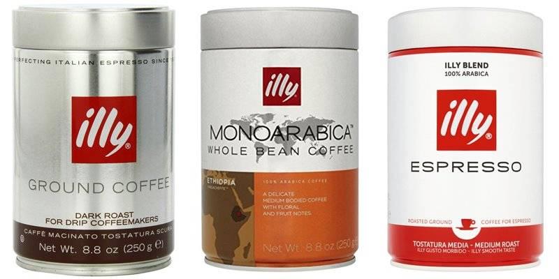 Лучшие производители молотого кофе на 2021 год с достоинствами и недостатками