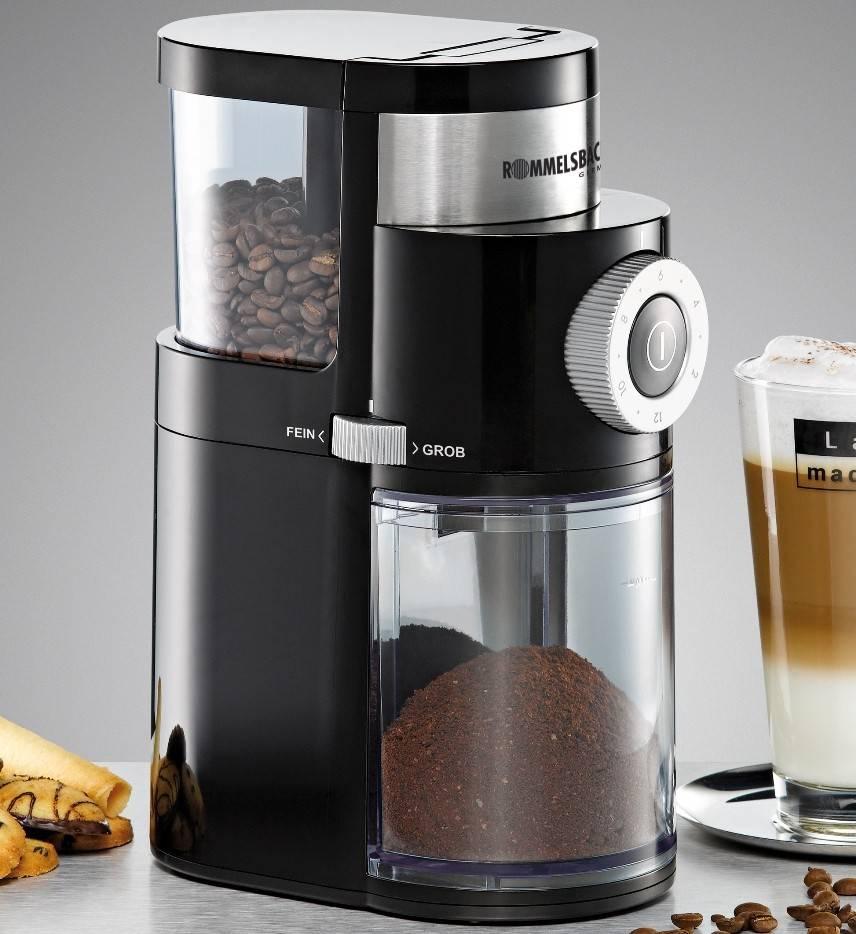 Рейтинг лучших кофемолок: обзор популярных моделей и их характеристики