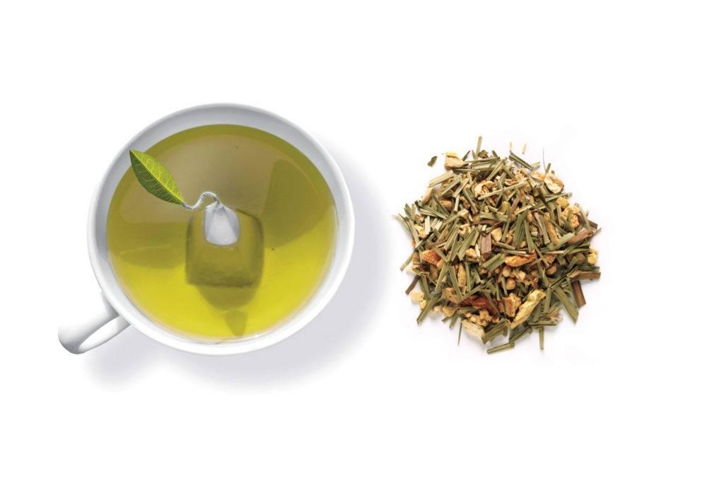 Лемонграсс полезные свойства