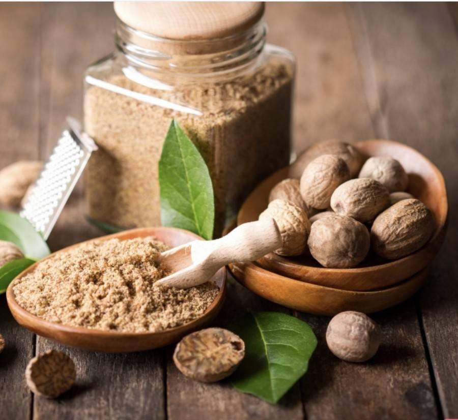 Приправа мускатный орех - полезные свойства и рецепты применения