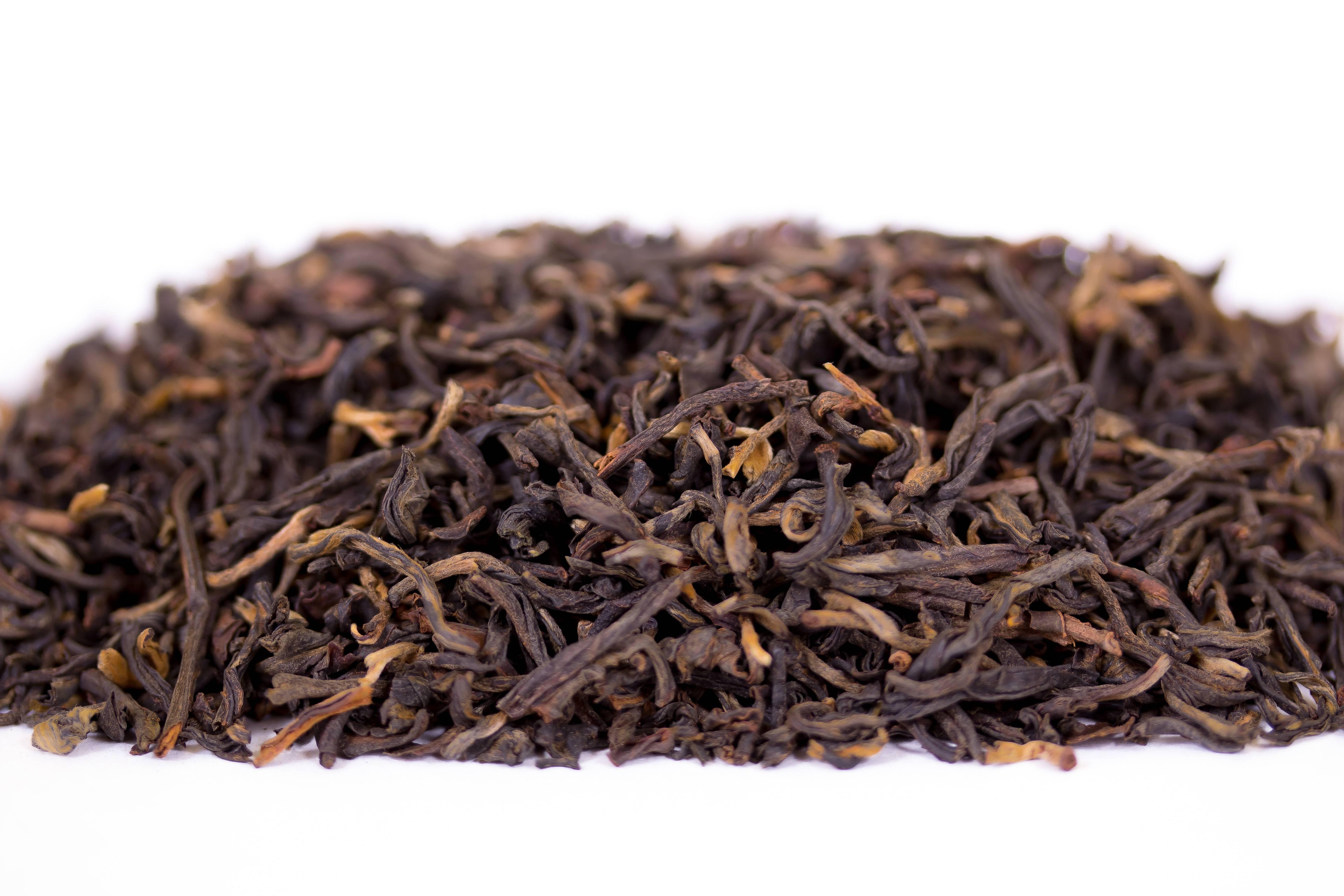 Описание чая юньнанский красный чай - чайгик