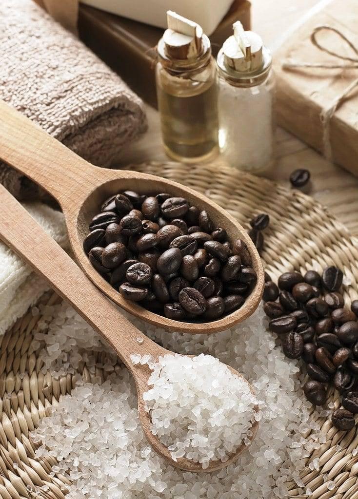 Маска из кофейной гущи для лица: рецепты в домашних условиях