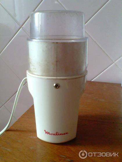 Обзор кофемолок Мулинекс, характеристики и отзывы