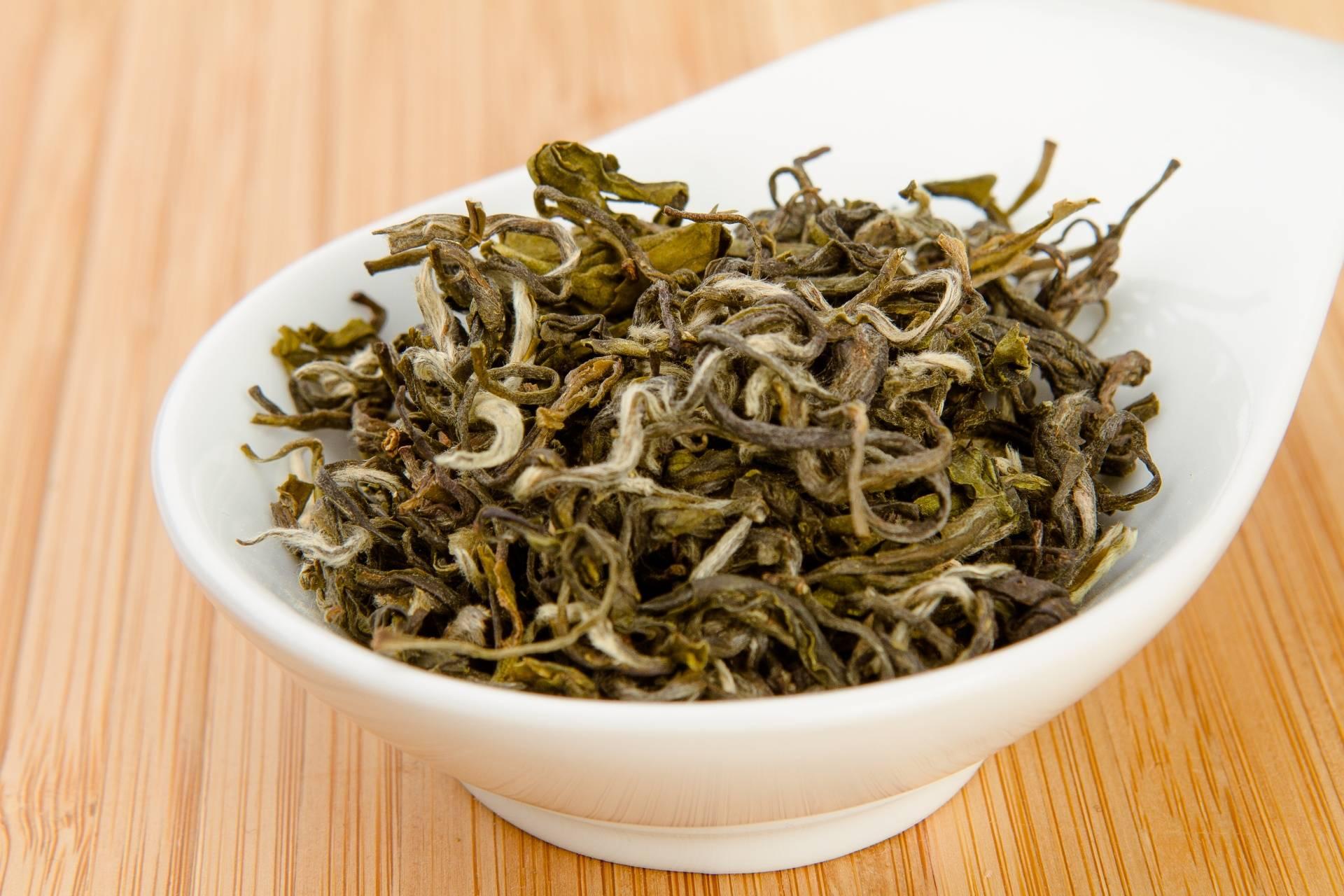 Бай мао хоу – чай «белая обезьяна»