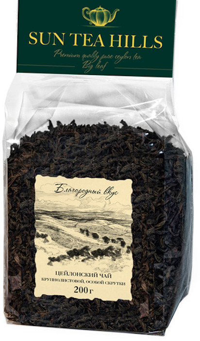 Чай крупнолистовой, свойства, отличие от мелколистового