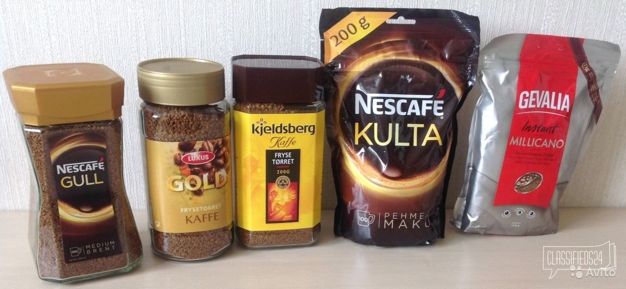 Кофе из финляндии: финский растворимый кофе и в зернах