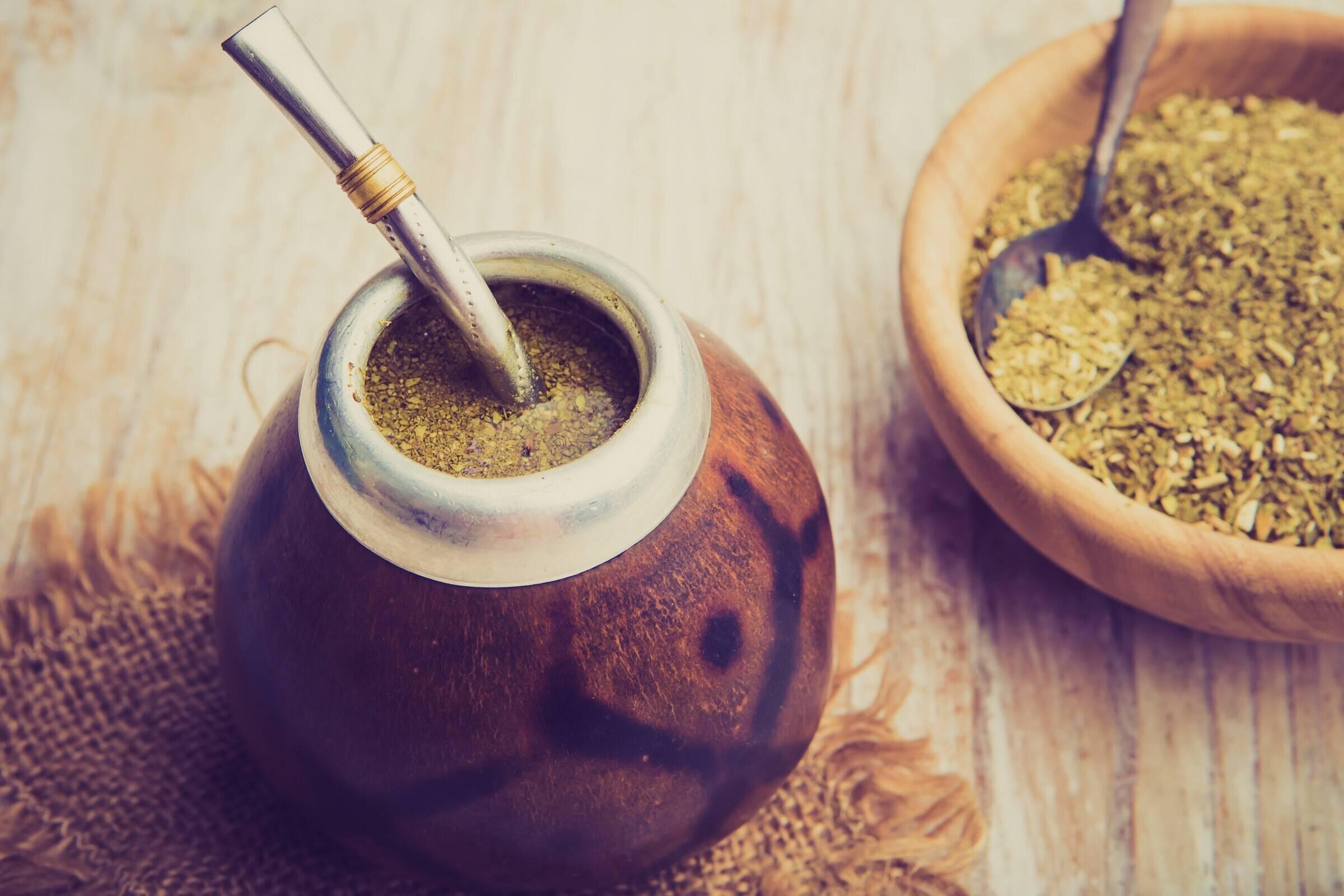 Полезные свойства и противопоказания чая мате, рецепты приготовления