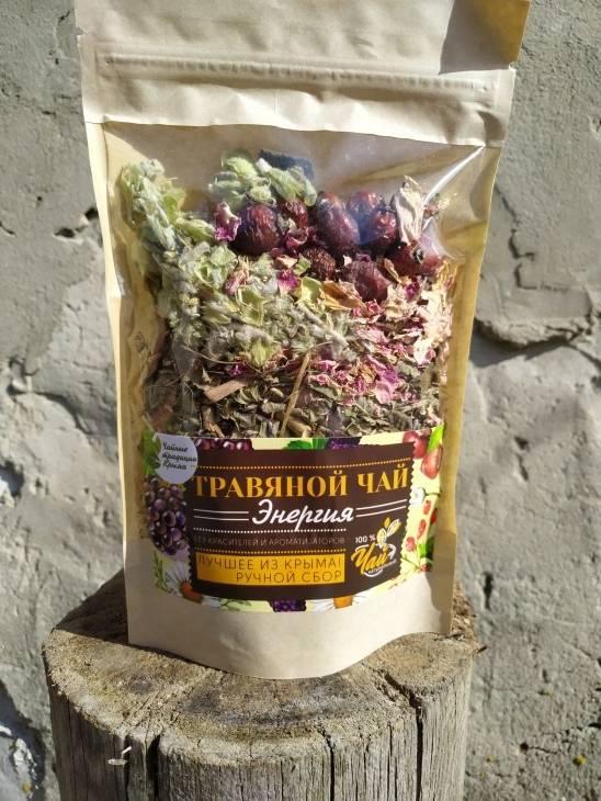 Крымский чай: полезные свойства уникальных крымских трав