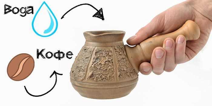 Фарфоровая турка для кофе - плюсы, минусы, как выбрать, сколько стоит