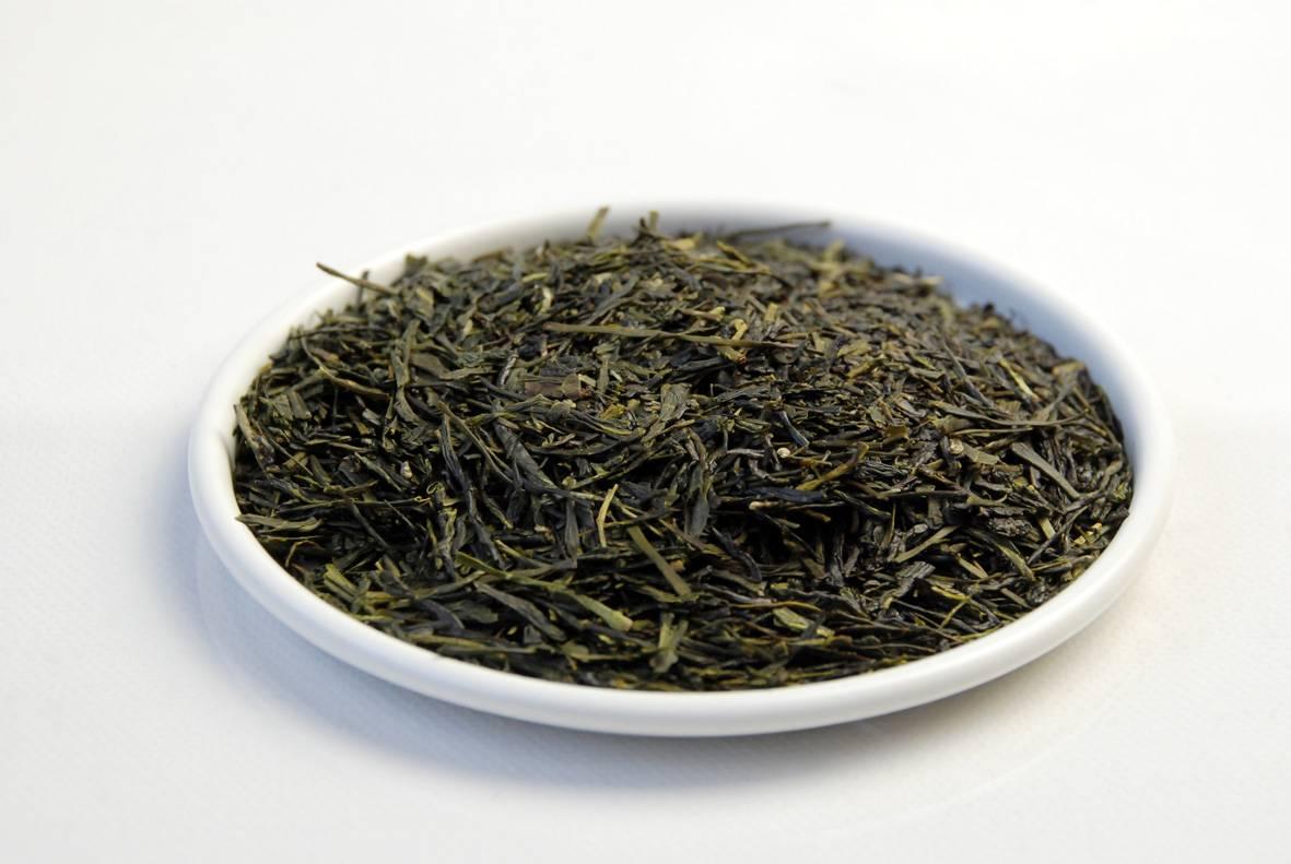 Разбираем что такое японский чай сенча