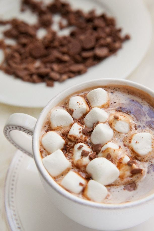 Кофе с маршмеллоу рецепт с фото