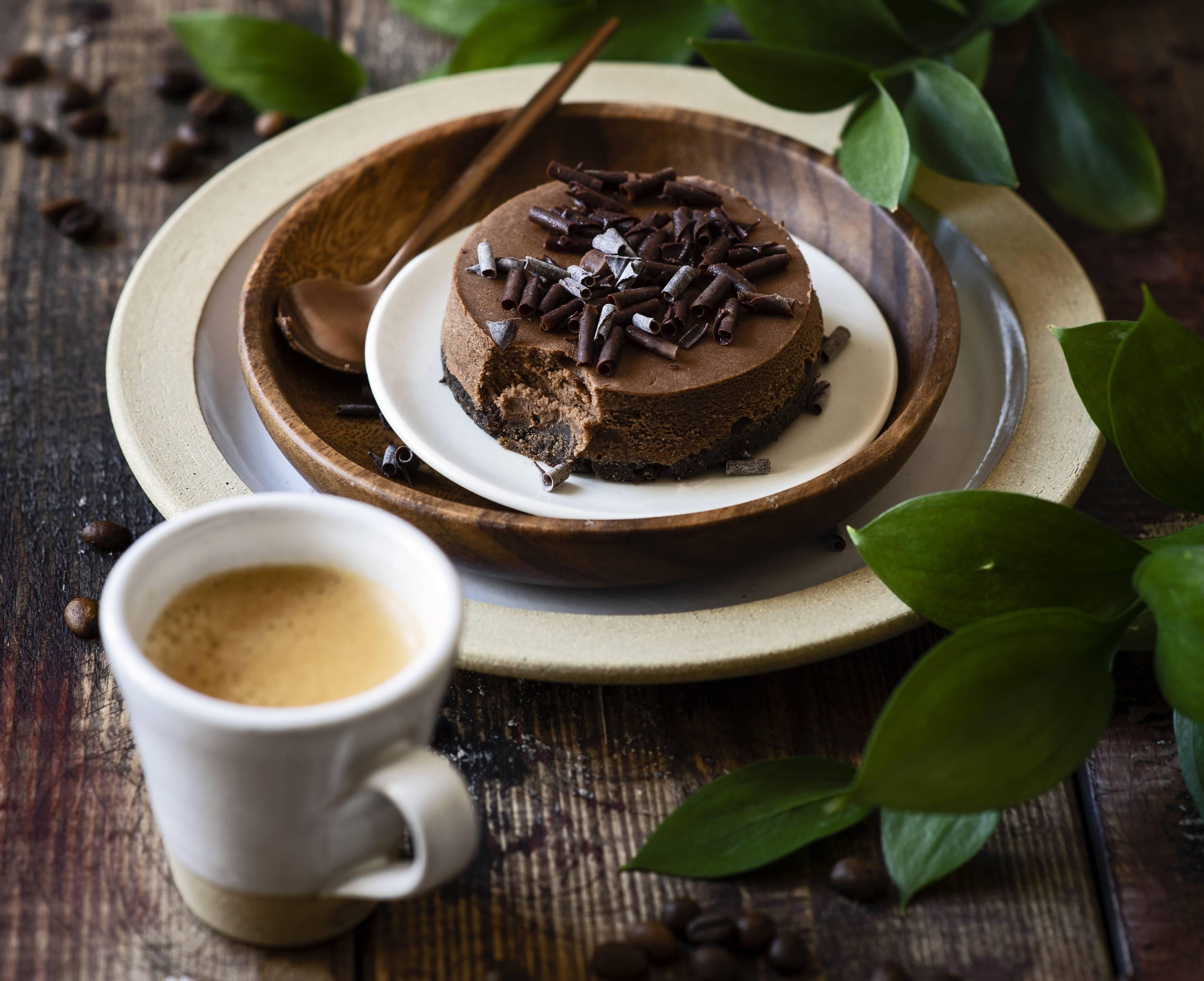 Кофе с шоколадом: рецепты
