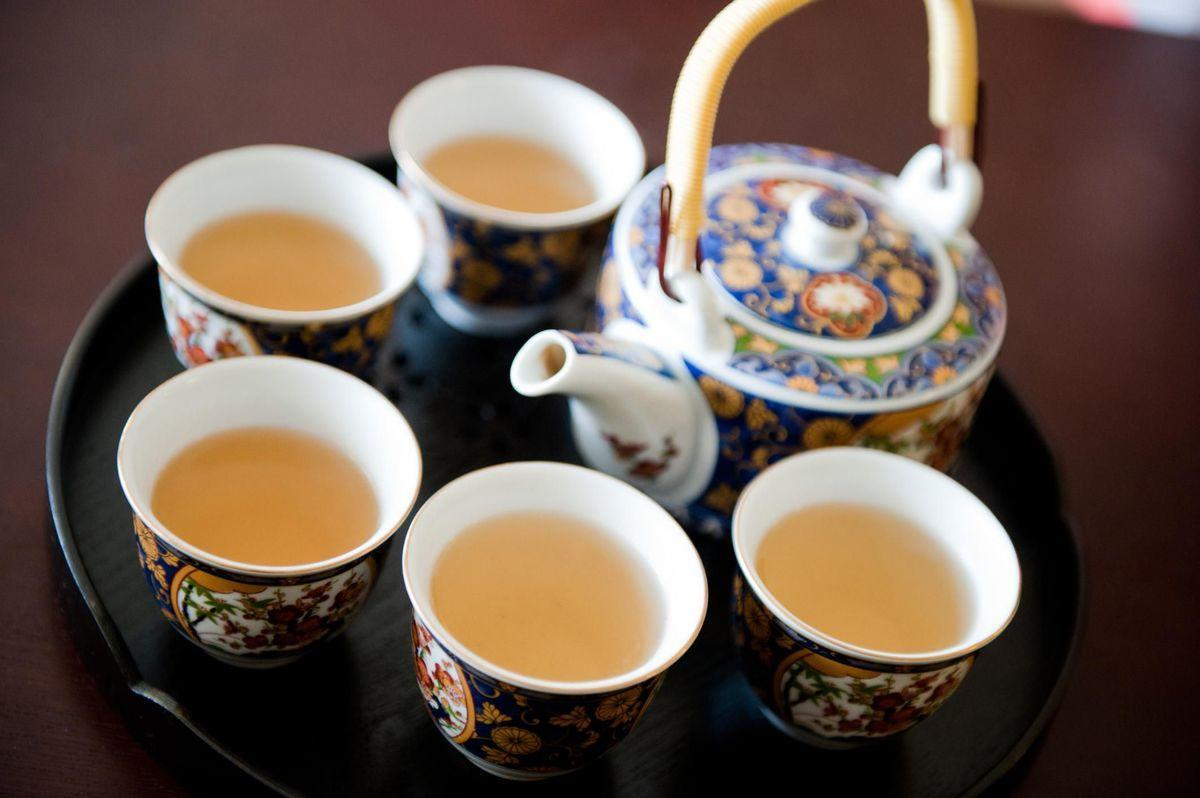 Чайная церемония по-казахски - teaterra | teaterra
