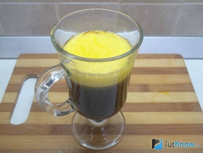 Рецепт приготовления яичного ликера в домашних условиях