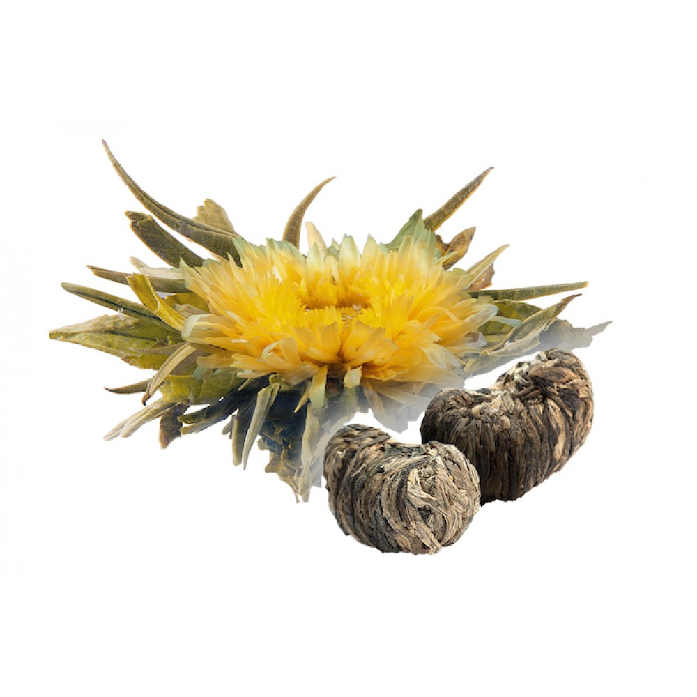 Чай который распускается как цветок   chay guru   яндекс дзен