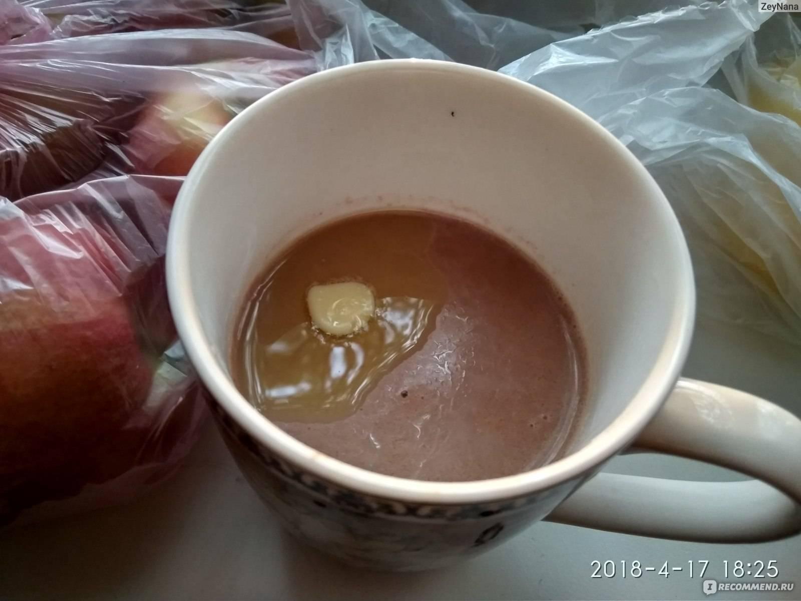 Какао масло от кашля