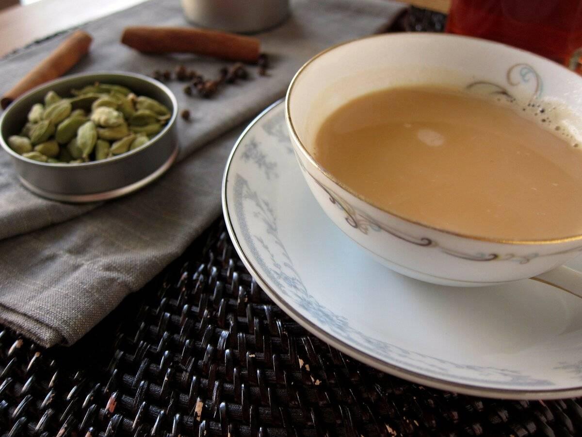 Индийский чай масала - рецепт приготовления, как заваривать