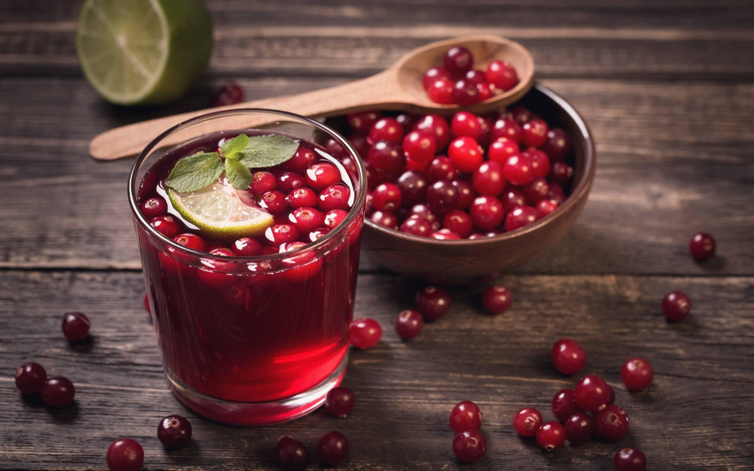 Полезные морсы и отвары - напитки