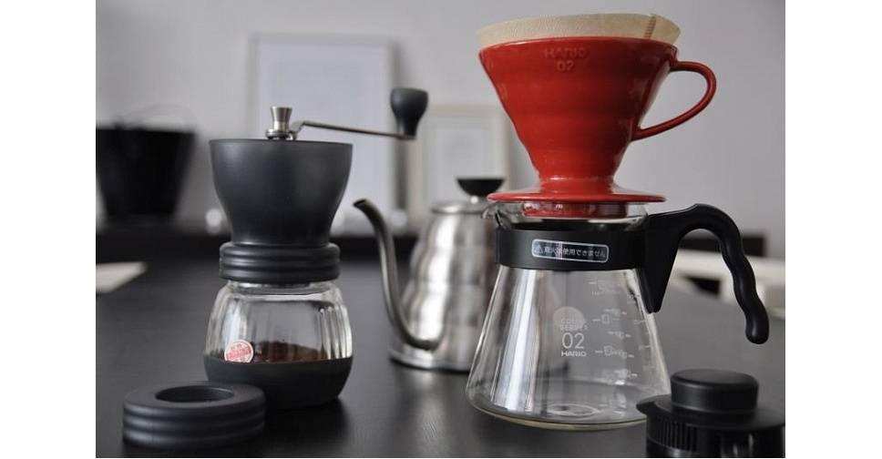 Как заварить вкусный кофе методом пуровер