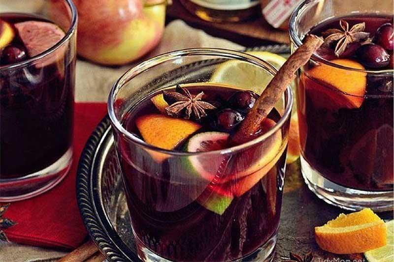 Глинтвейн безалкогольный, рецепт приготовления в домашних условиях