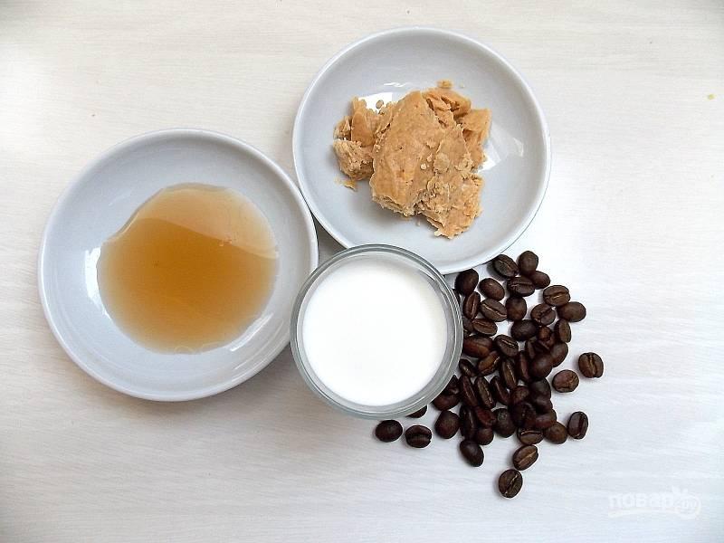 Кофе с халвой – рецепты сладкого десерта
