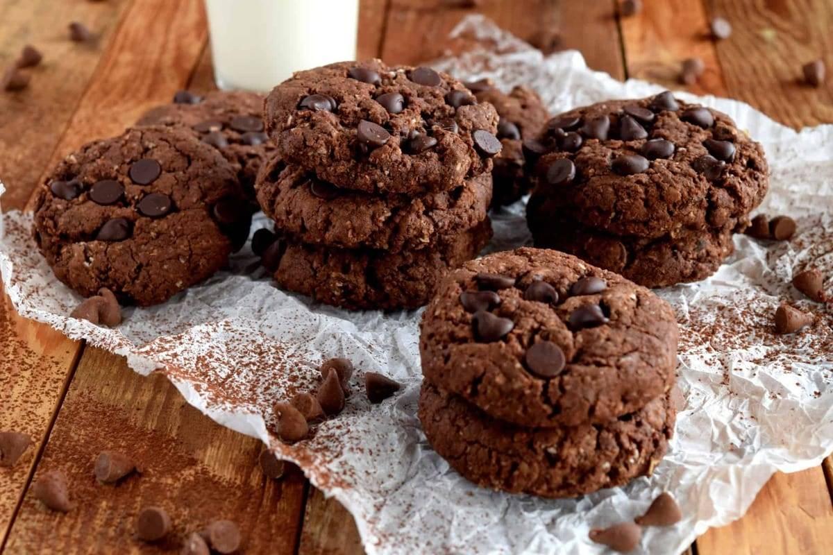 Шоколадное печенье в домашних условиях: 5 фото-рецептов