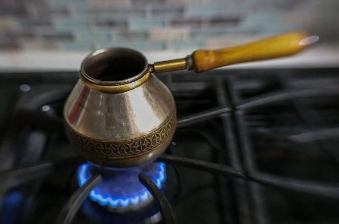 Способы приготовления вкусного эспрессо в турке