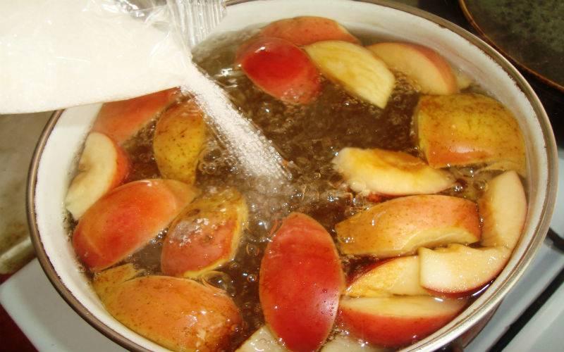 Компот из яблок - лучшие рецепты. как правильно и вкусно приготовить компот из яблок. - автор екатерина данилова - журнал женское мнение