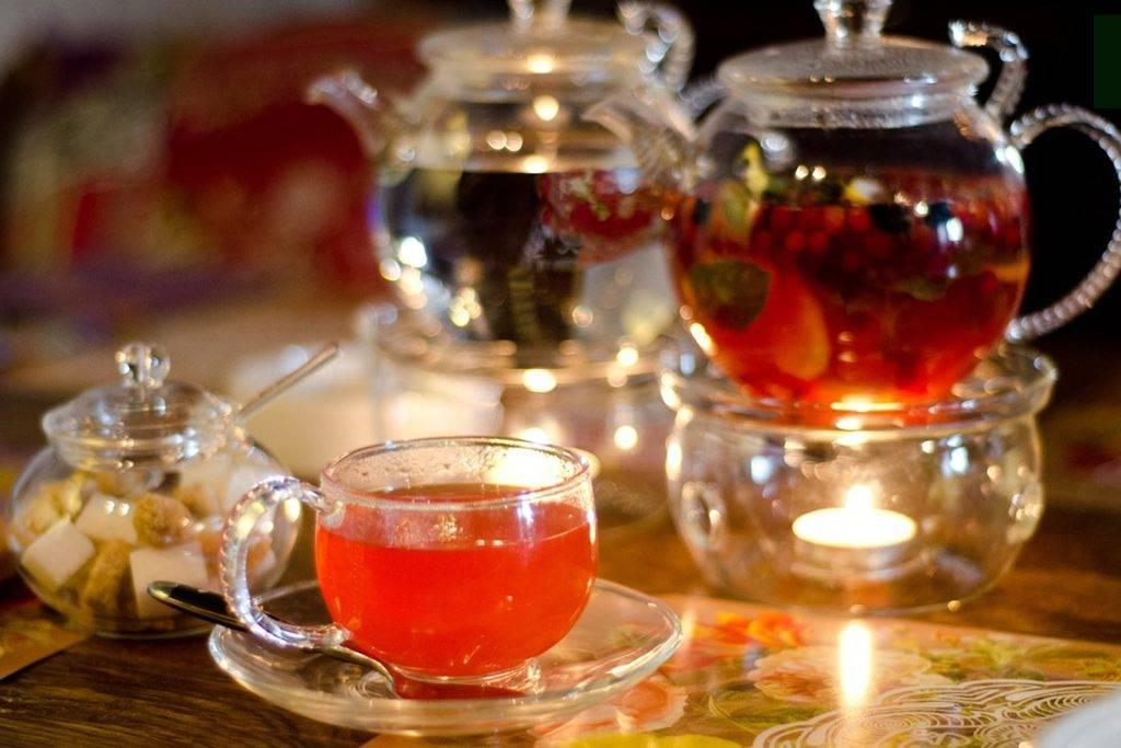 Рецепты чая с барбарисом и его полезные свойства