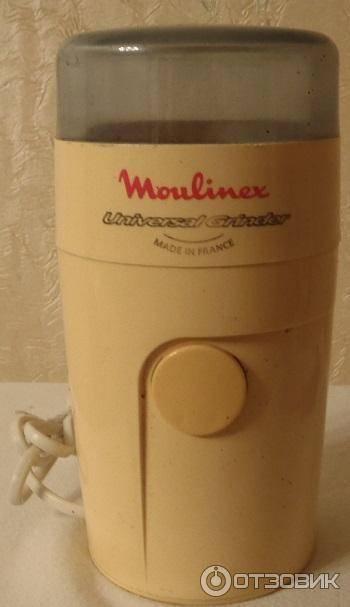 Кофемолка Moulinex