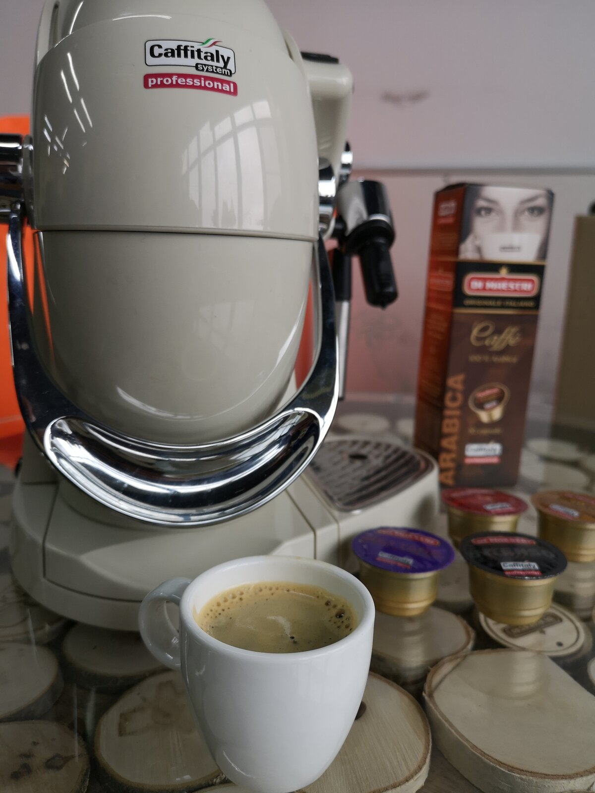 Кофейный бренд di maestri