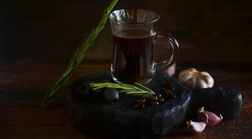 Как правильно приготовить кофе с чесноком - рецепты, польза и вред