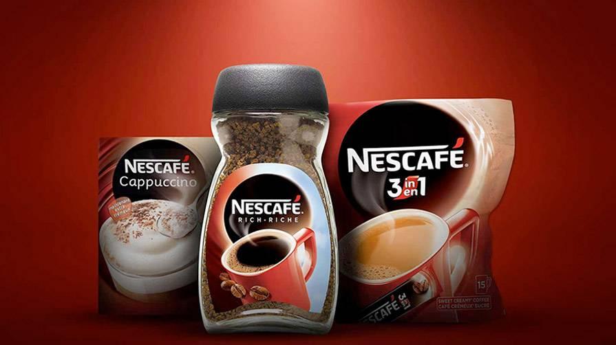 Кофе nescafe - история создания и технология производства напитка