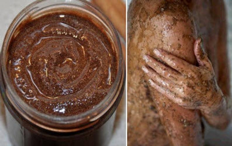Виды скрабов для тела и рецепты их приготовления своими руками