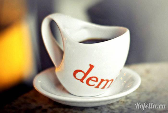 Чашки демитассе