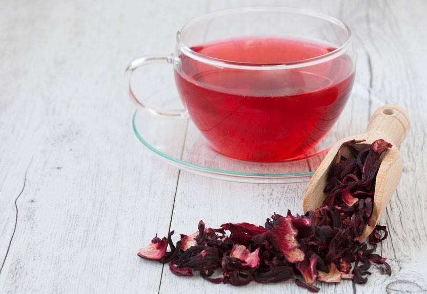 Красный чай как заварить, польза и вред