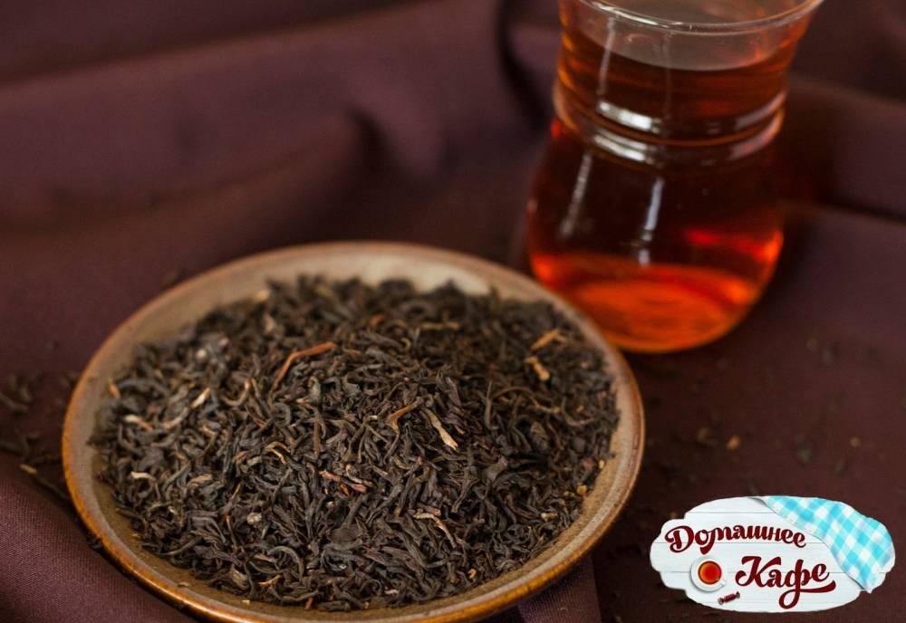 Что такое чай ассам и полезен ли он для здоровья?