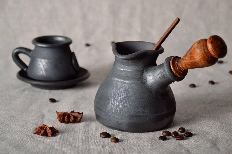 Турка для кофе - как выбрать?   турка для кофе