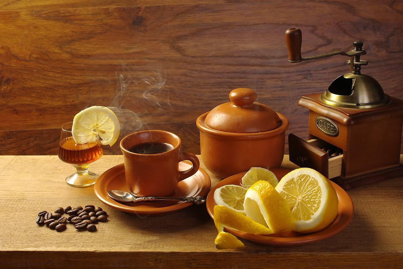 Кофе с коньяком: рецепты приготовления, польза и вред