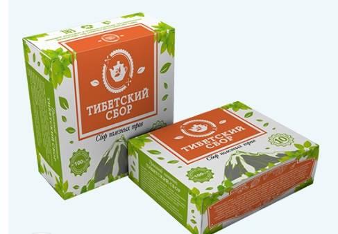 Тибетский сбор трав: рецепты приготовления лечебного чая